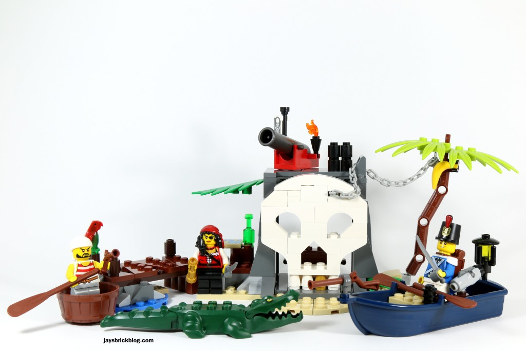 Review: LEGO 70411 – Treasure Island