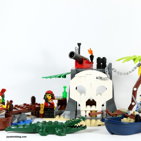 Lego Treasure Island Toys R Us