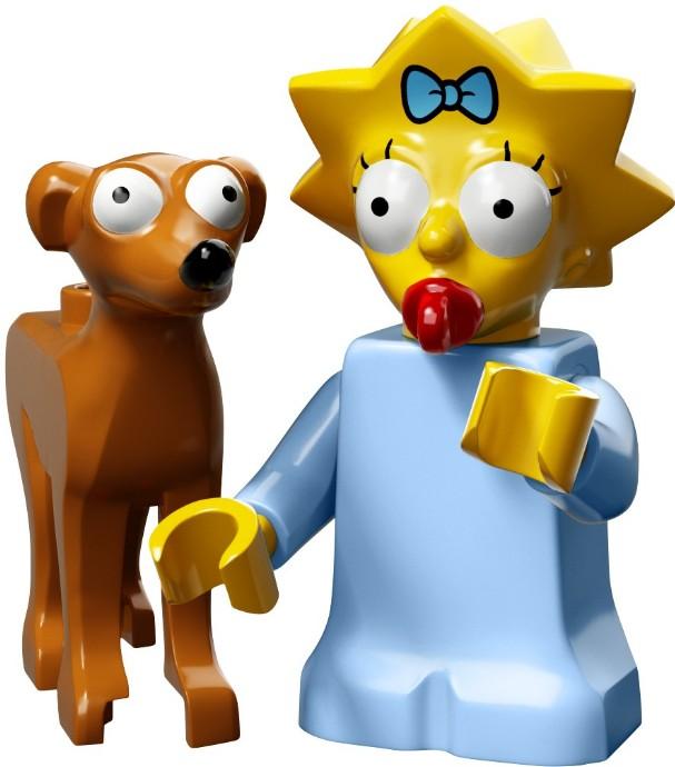 Maggie Simpson S Lego Series