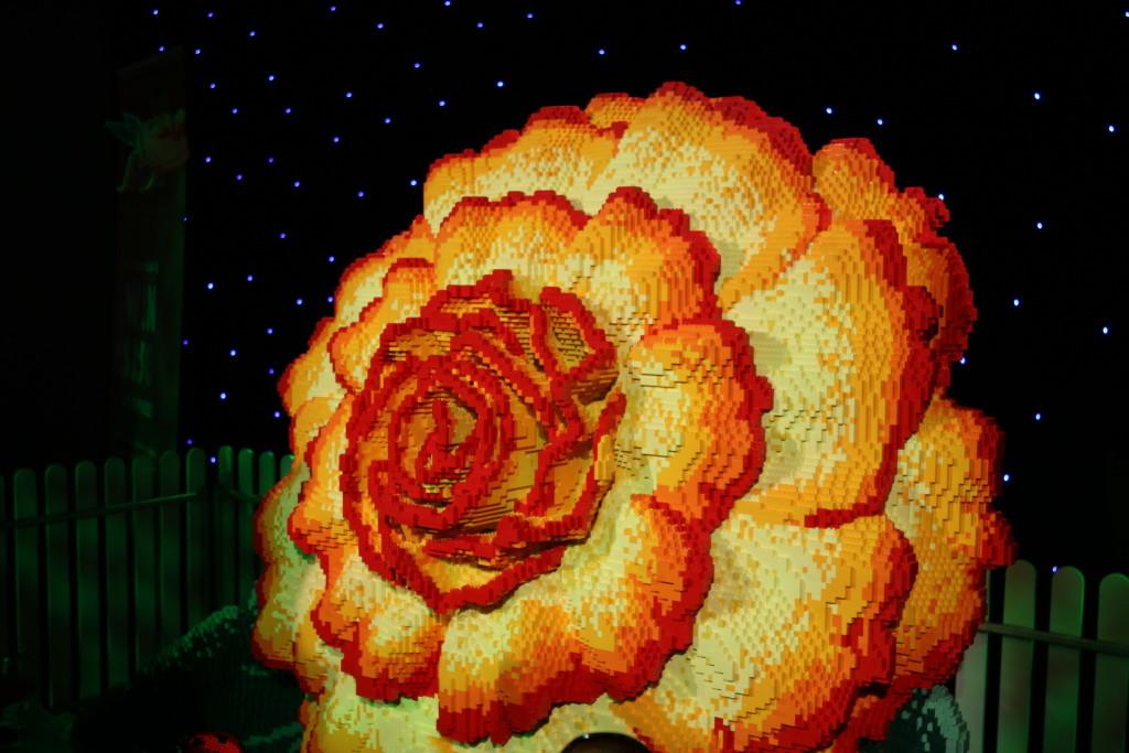 LEGO Begonia