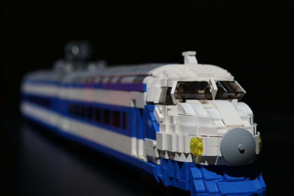 Shinkansen by Jumpei Mitsui