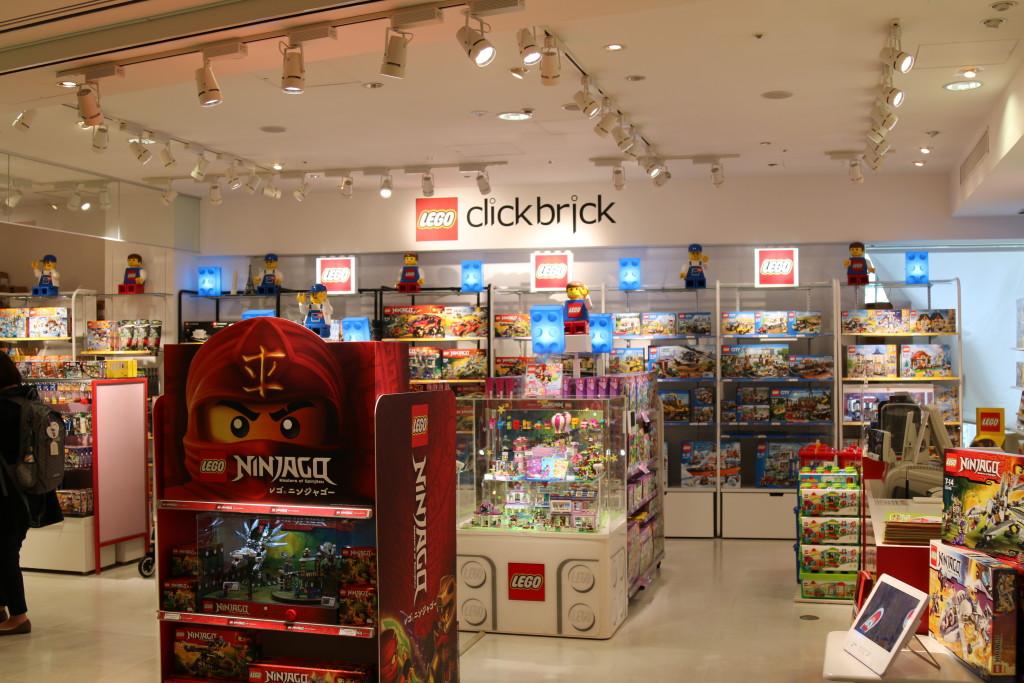 Click Brick Tokyo Roppongi Hills