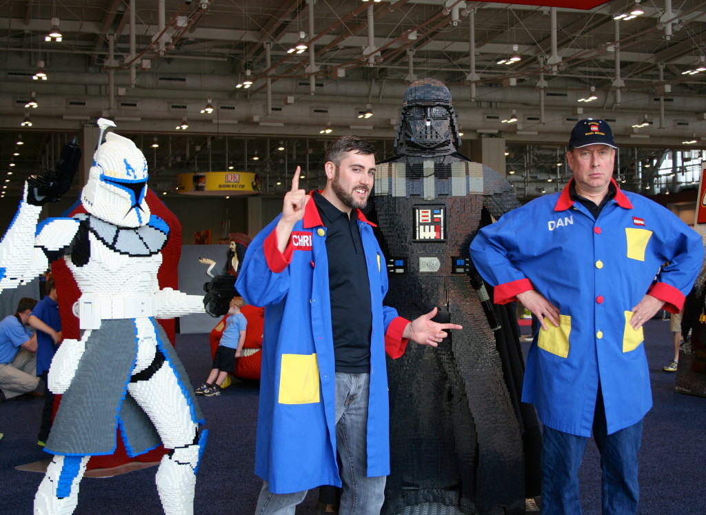 Celebrate LEGO and Star Wars Day this weekend at Westfield Southland, Melbourne
