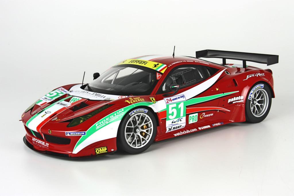 Ferrari 458 Italia GT2 Poster