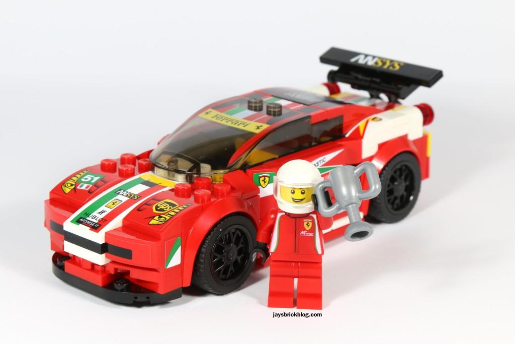 LEGO 75908 - Ferrari 458 Italia GT2