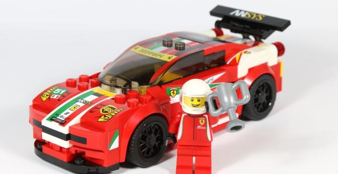 Review: LEGO 75908 – Ferrari 458 Italia GT2