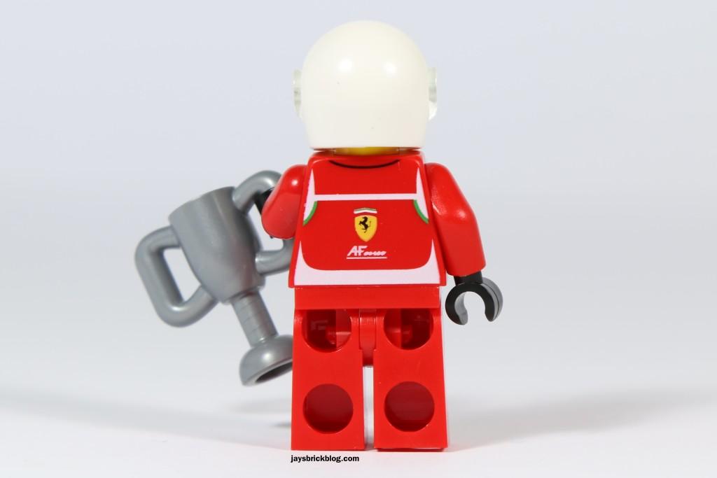 LEGO 75908 - Ferrari 458 Italia GT2 Driver Back