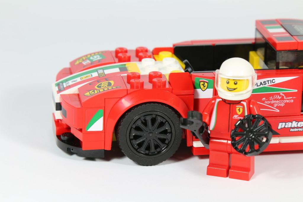 LEGO 75908 - Ferrari 458 Italia GT2 Tyre Rims
