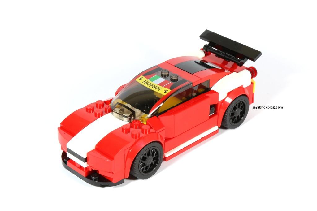 LEGO 75908 - Ferrari 458 Italia GT2 Without Stickers