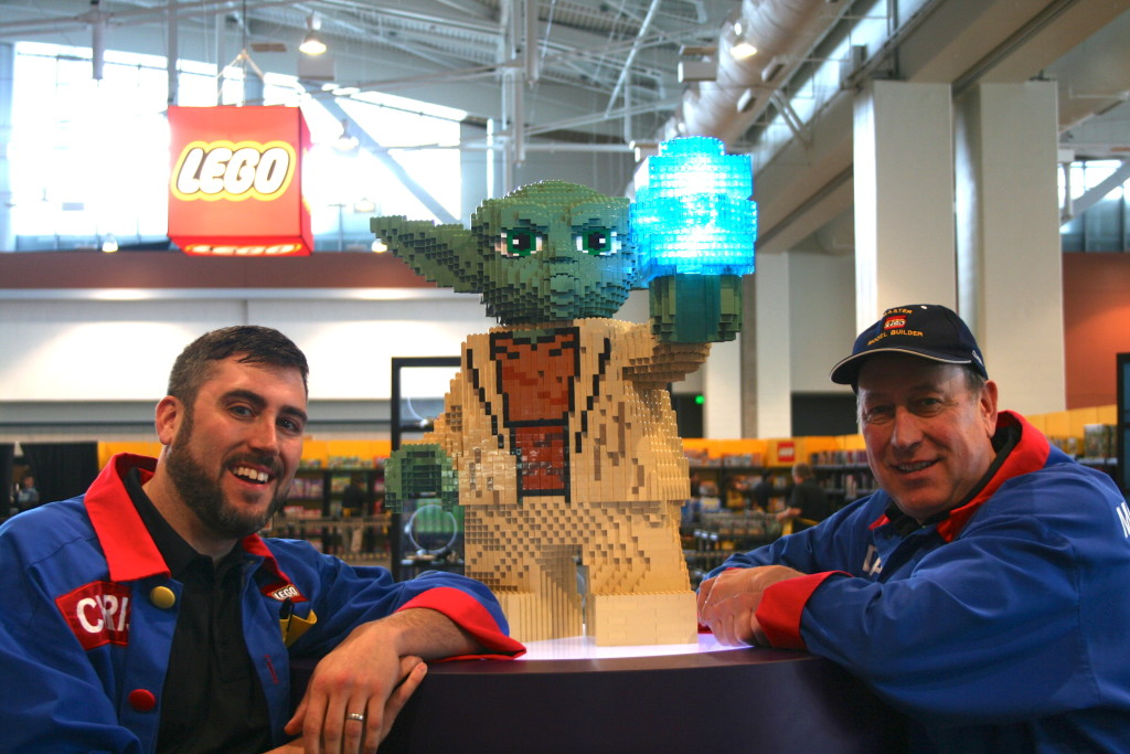 A chat with LEGO Master Builder, Chris Steininger