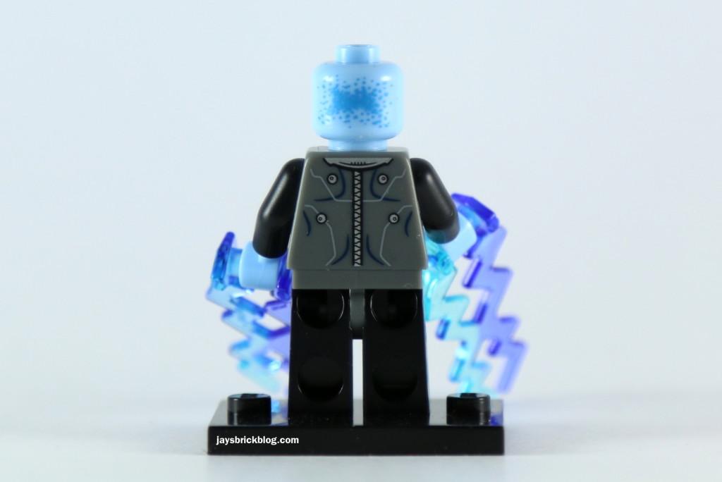 LEGO 5002125 Electro Minifigure Back