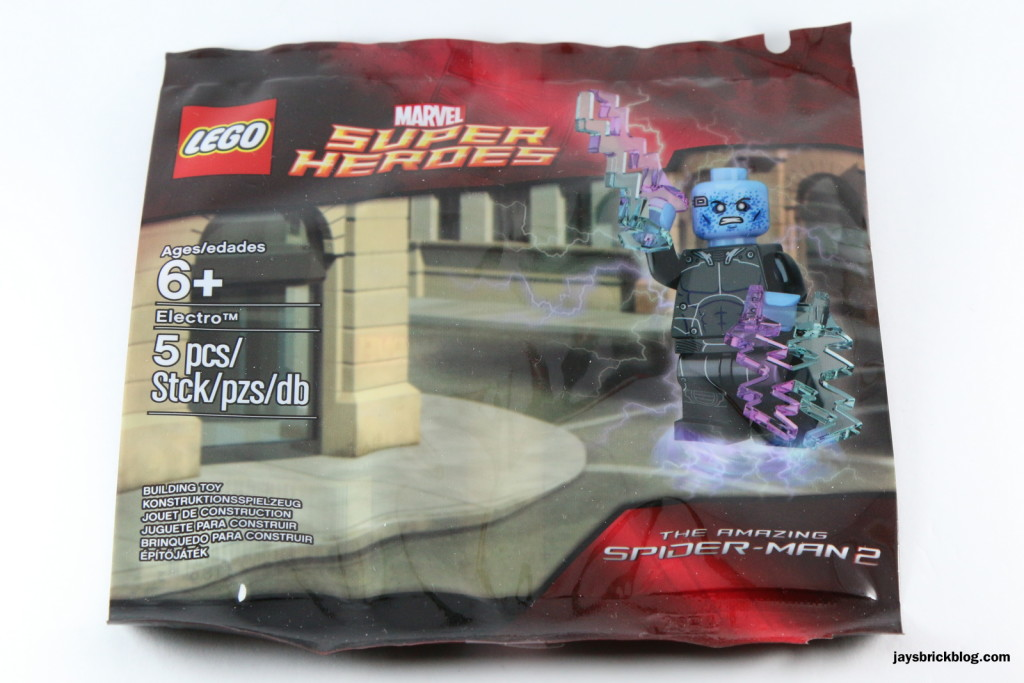 LEGO 5002125 Electro Minifigure Polybag