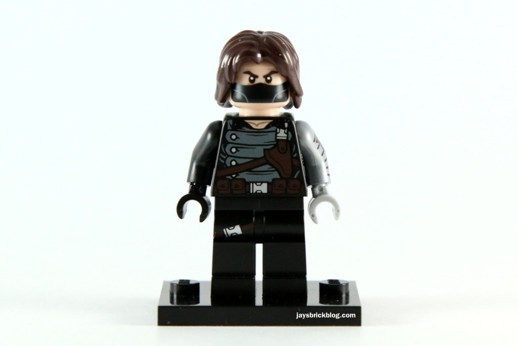 LEGO 5002943 - Winter Soldier Minifigure