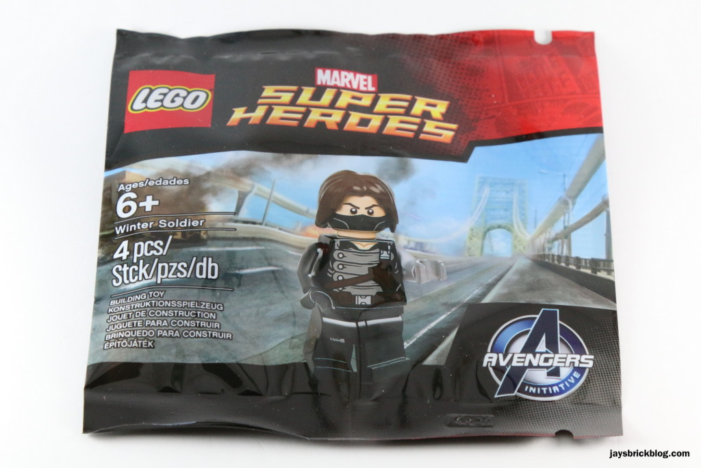 LEGO 5002943 - Winter Soldier Polybag