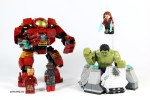LEGO 76031 - The Hulk Buster Smash