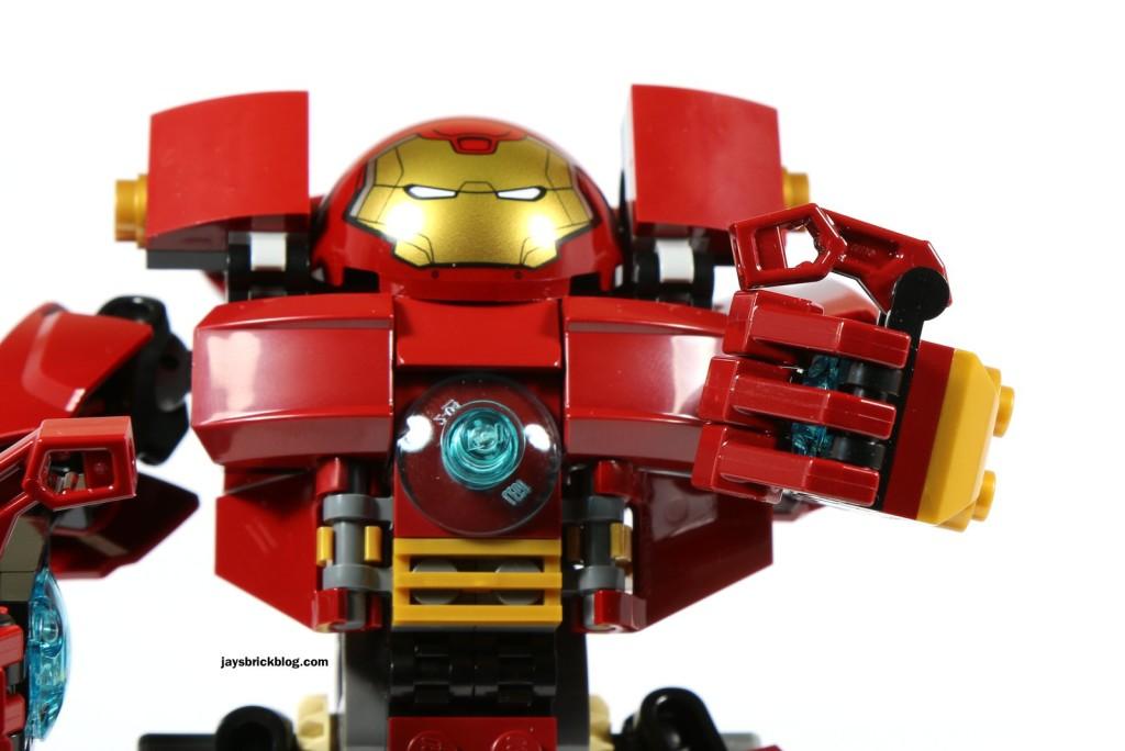 LEGO 76031 - The Hulk Buster Smash - Hulk Buster Fist