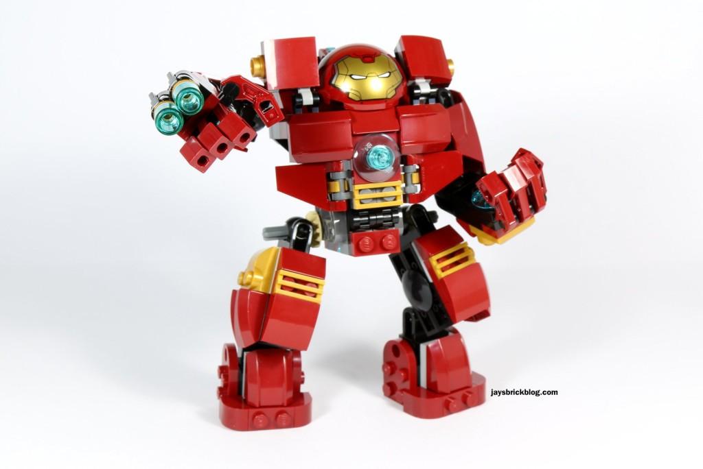 LEGO 76031 - The Hulk Buster Smash - Hulk Buster Pose