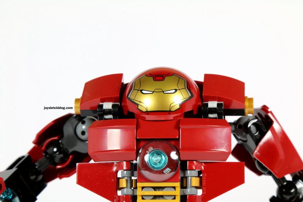 LEGO 76031 - The Hulk Buster Smash - Hulk Buster Printed Helmet