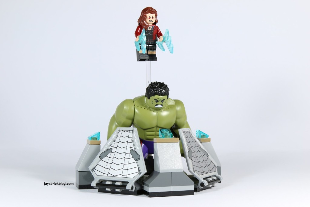LEGO 76031 - The Hulk Buster Smash - Hulk Prison