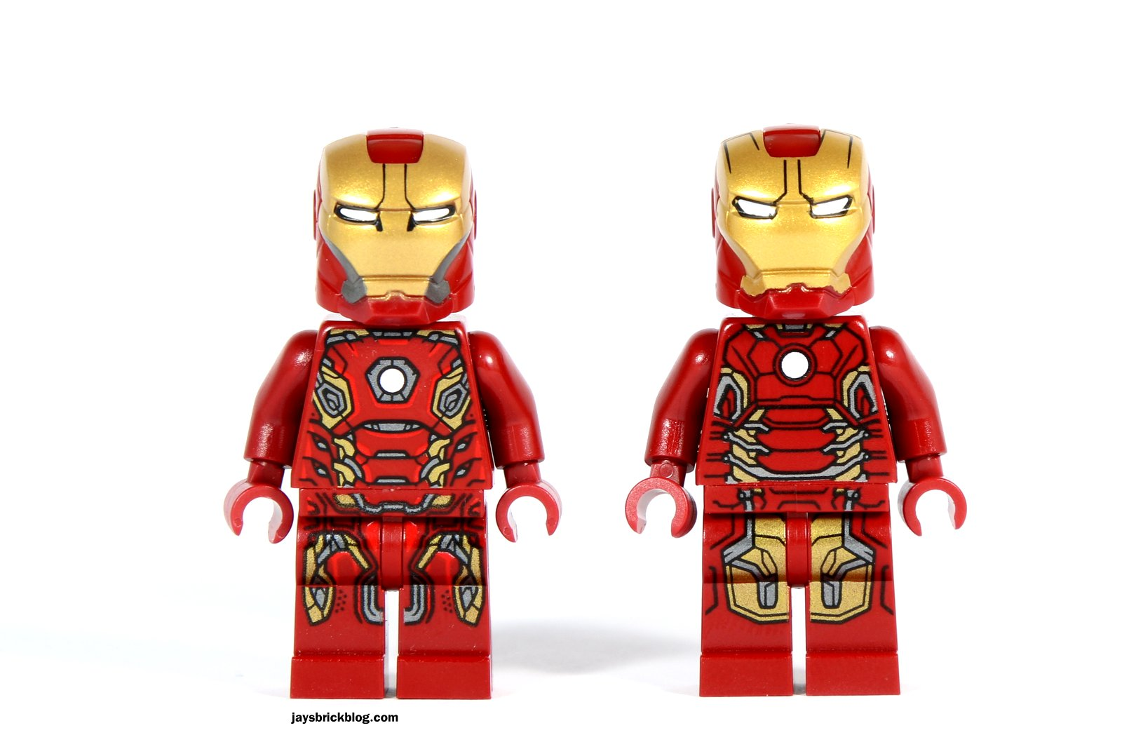 Review lego 76031 the hulk buster smash jay 39 s brick blog - Mini iron man ...