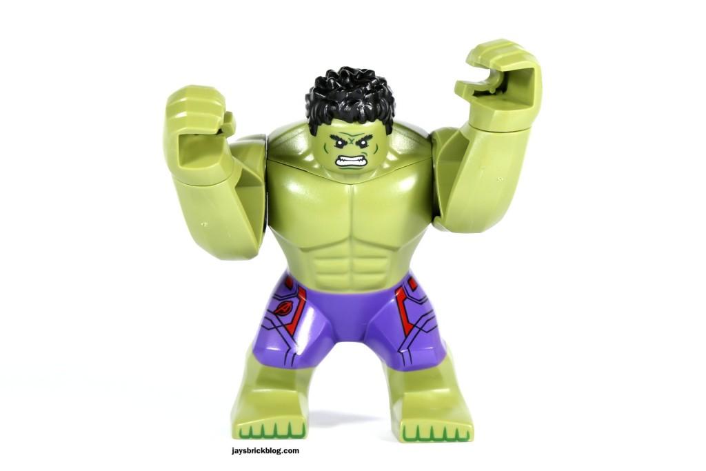 LEGO 76031 - The Hulk Buster Smash - The Hulk