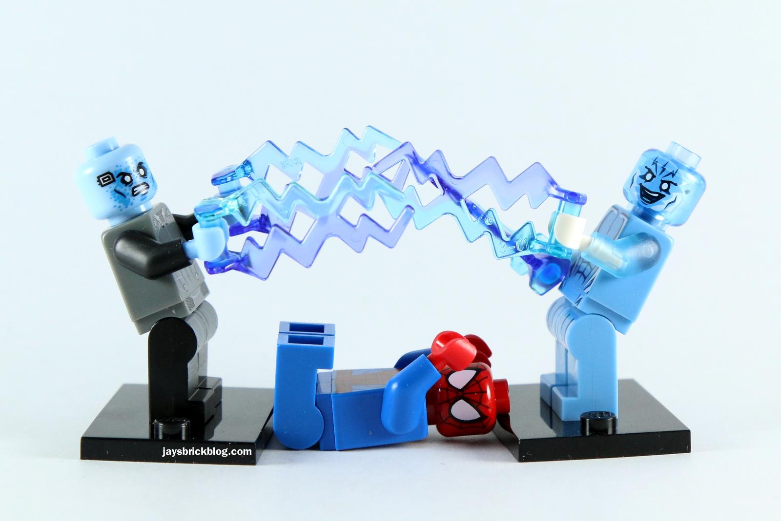Lego ultimate spider man electro - photo#12