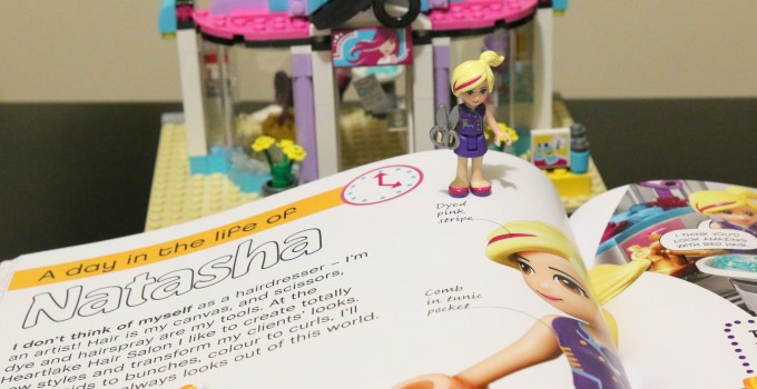 Review: LEGO Friends – The Adventure Guide Book