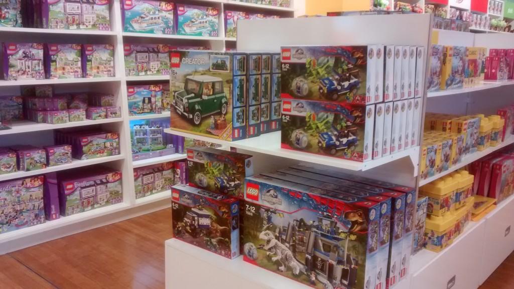 LEGO Mini Cooper Myer Melbourne