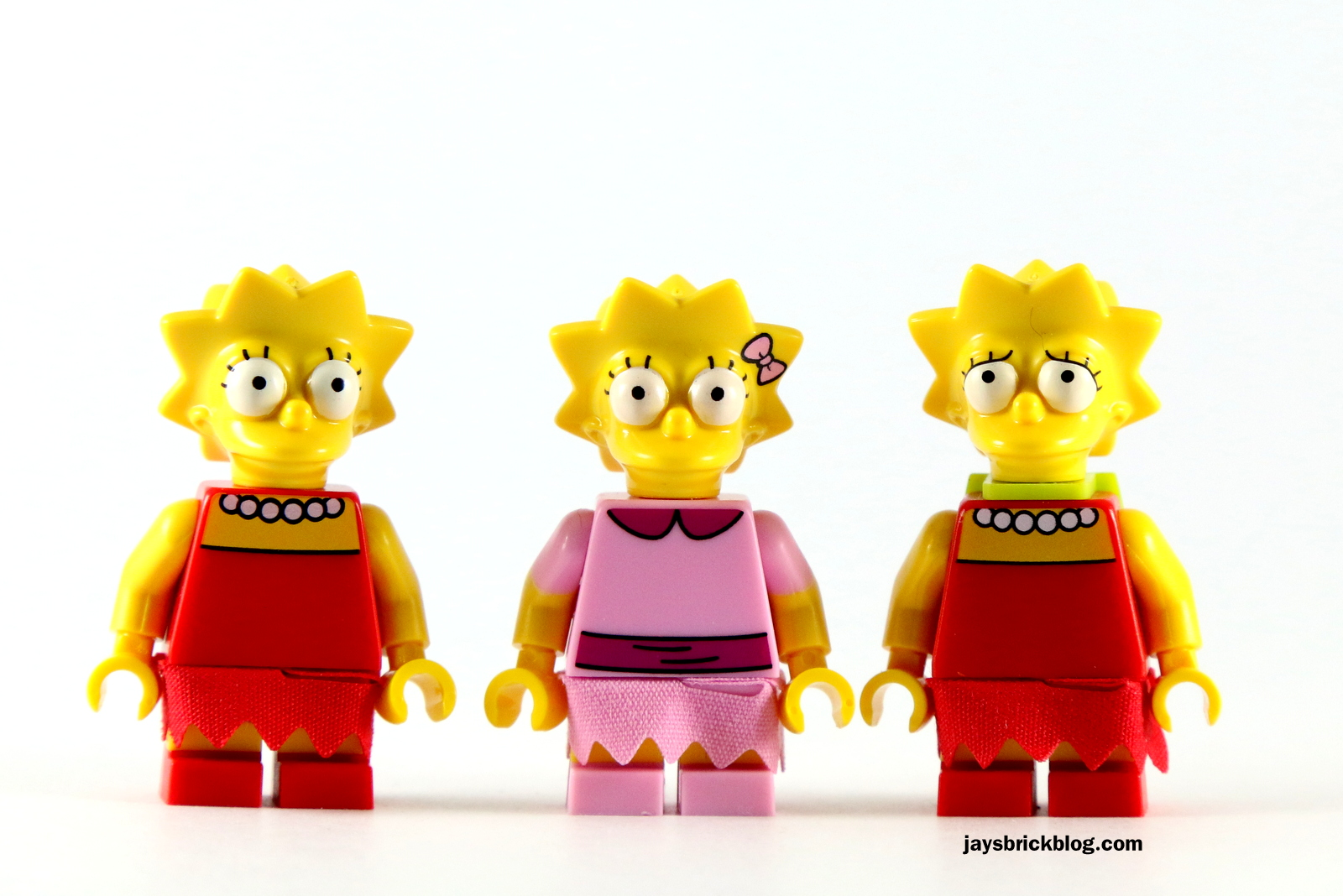 Review Lego Simpsons Minifigures Series 2