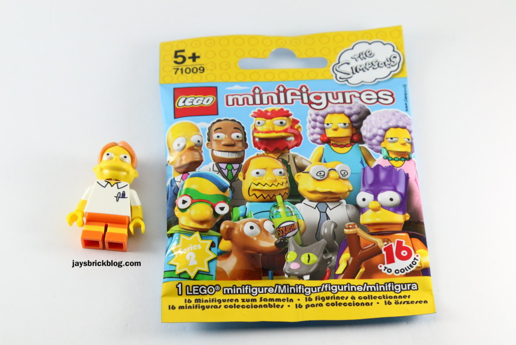 LEGO Simpsons Series 2 Minifigure Blind Bags