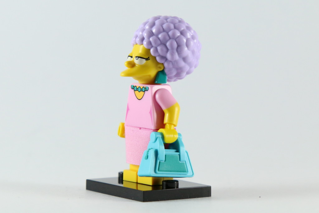 LEGO Simpsons Series 2 - Patty Bouvier Minifigure Handbag