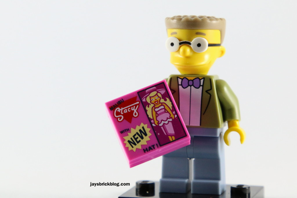 LEGO Simpsons Series 2 - Smithers  Malibu Stacy Doll
