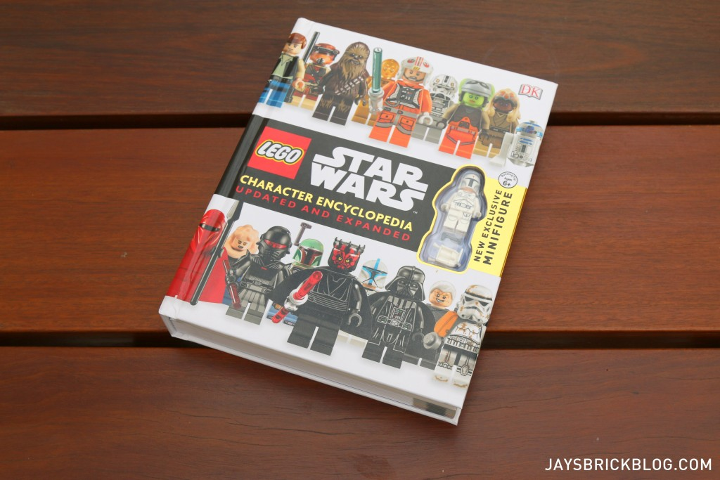 LEGO Star Wars Character Encyclopedia Update and Expanded Book
