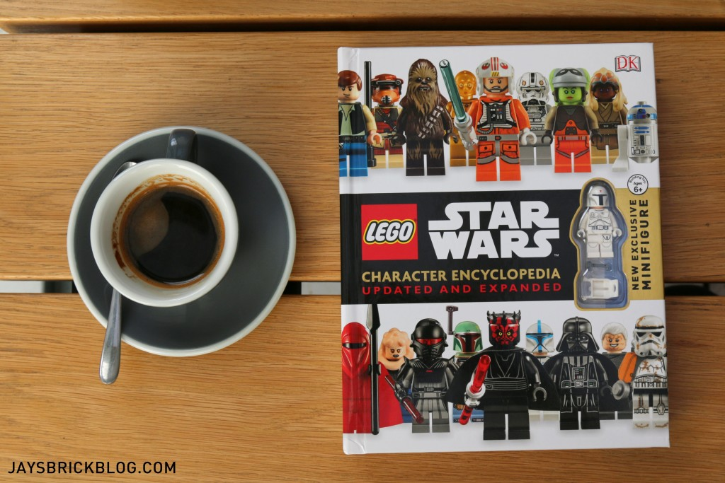 Review: LEGO Star Wars Encyclopedia Updated & Expanded