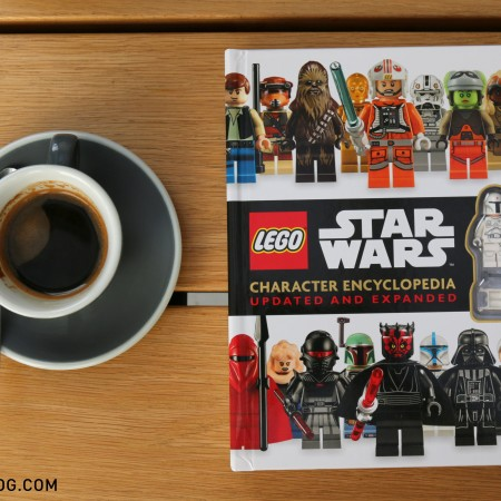 LEGO Star Wars Character Encyclopedia Update and Expanded Coffee