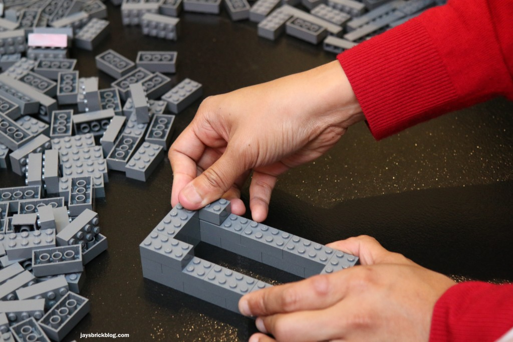 LEGO Star Wars Day 2015 - Oversized Bricks
