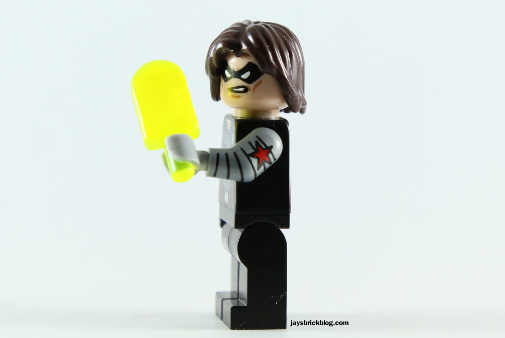 LEGO Winter Soldier Minifigure Ice Cream