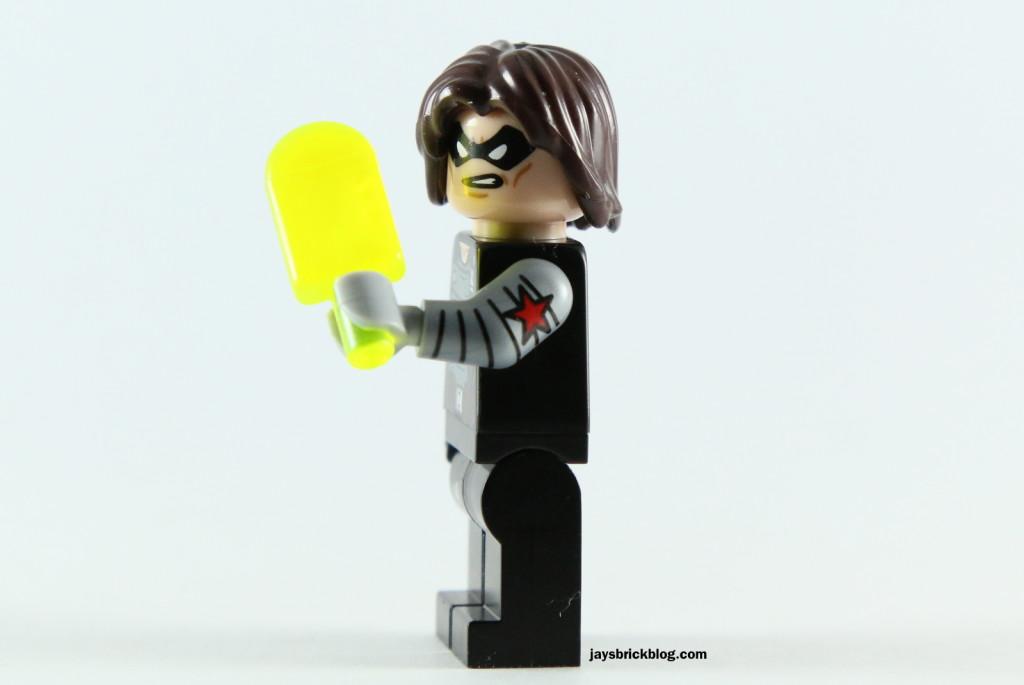 LEGO Winter Soldier Minifigure Ice Cream