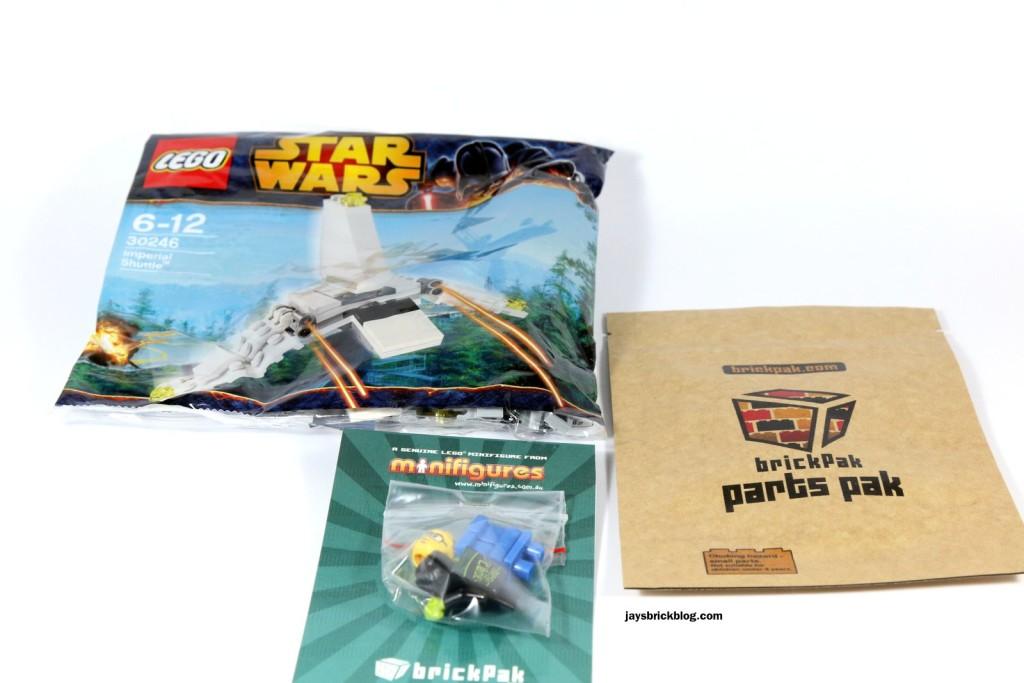 May 2015 Brickpak - LEGO