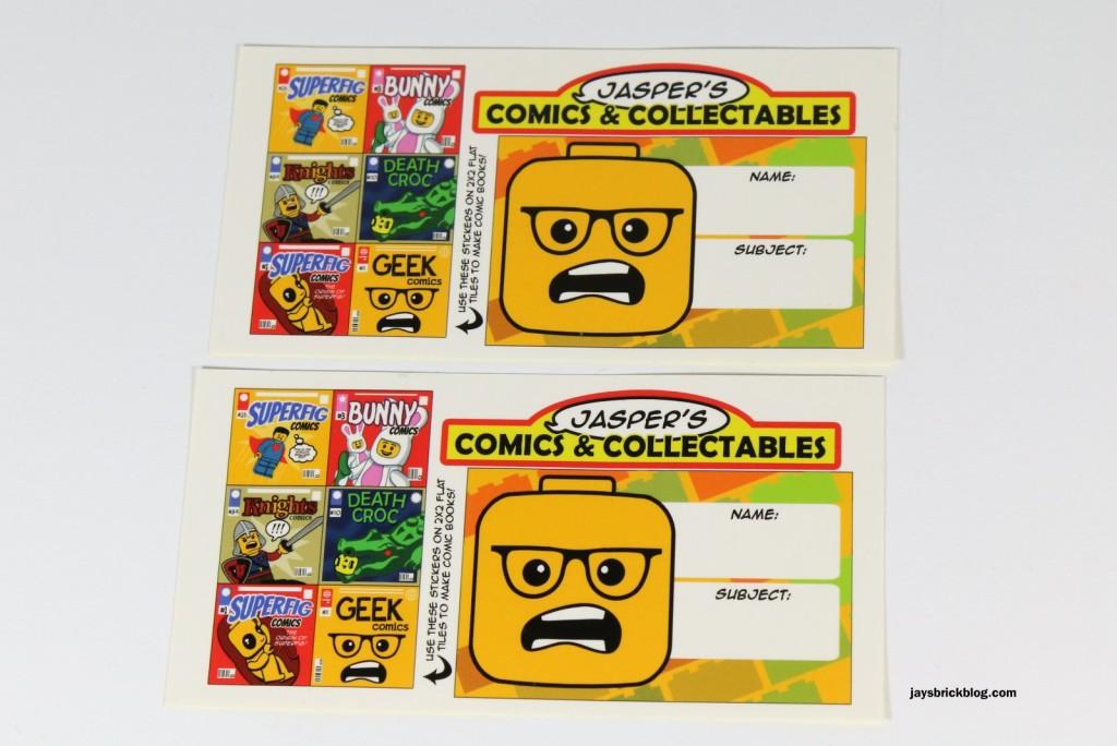 May 2015 Brickpak - Stickers