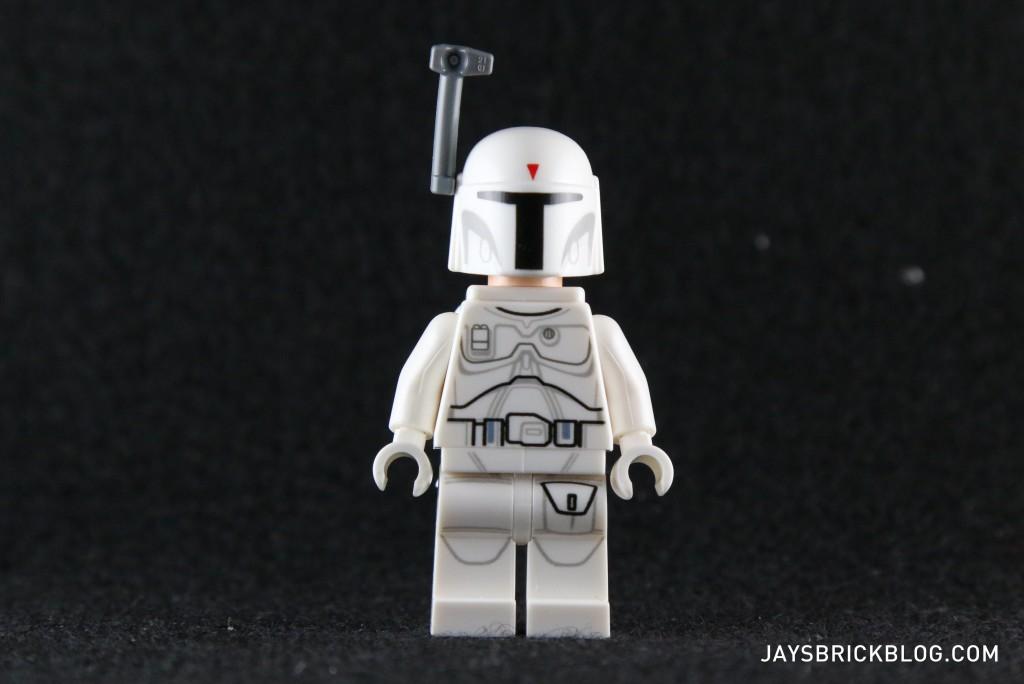 White Boba Fett 2015 Minifigure