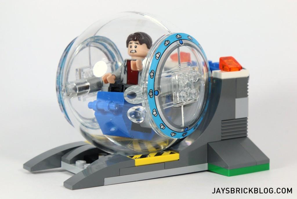 1 LEGO 75919 Indominus Rex Breakout - Gyrosphere Launcher