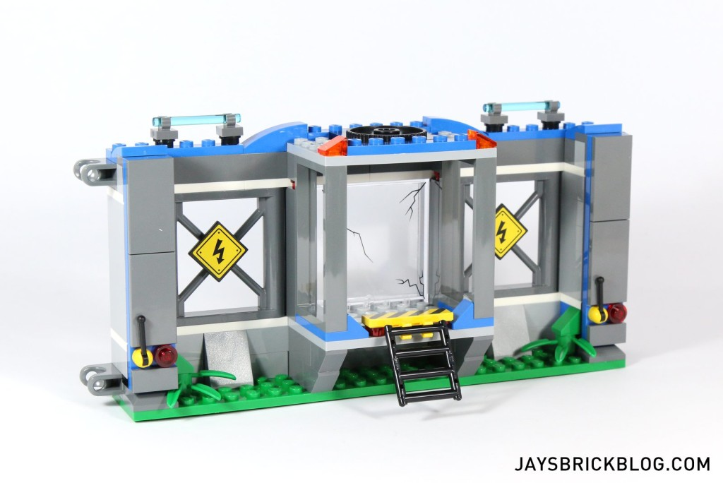 3 LEGO 75919 Indominus Rex Breakout - Observation Glass Wall