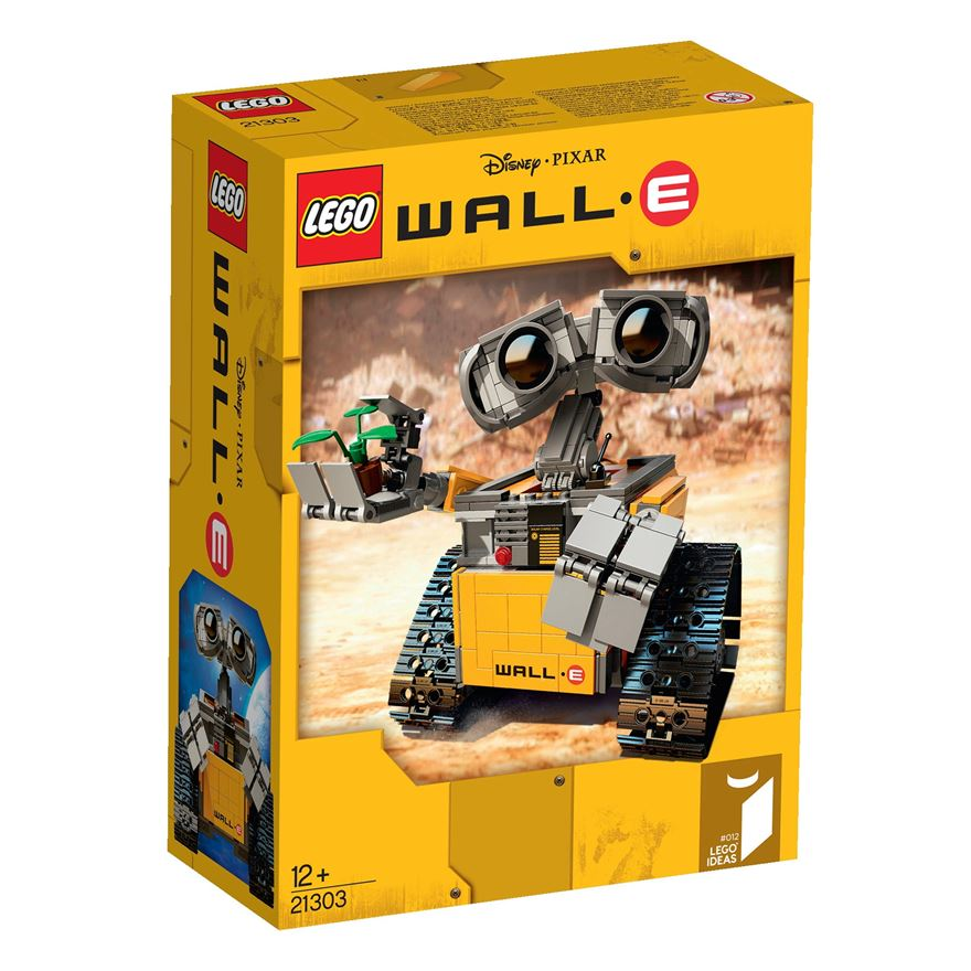 Your first look at the adorable LEGO Wall-E set
