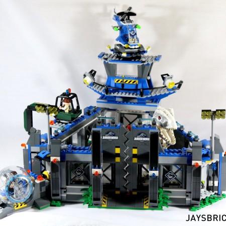 LEGO 75919 Indominus Rex Breakout