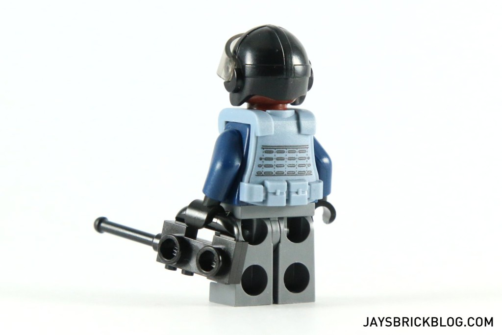 LEGO 75919 Indominus Rex Breakout - ACU Trooper Minifig Back