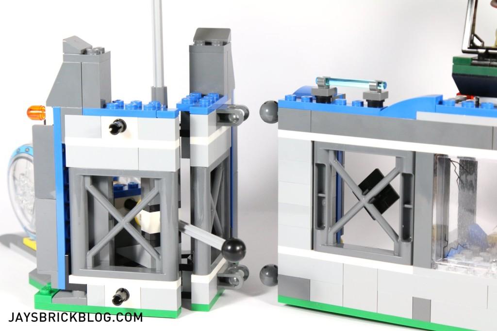LEGO 75919 Indominus Rex Breakout - Ball Joint Connectors