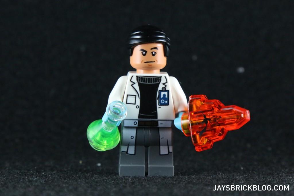 LEGO 75919 Indominus Rex Breakout - Dr Wu Minifigure