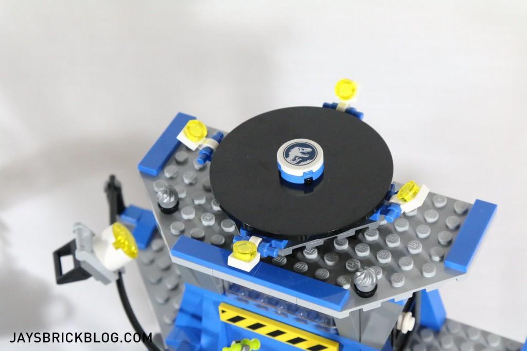 LEGO 75919 Indominus Rex Breakout - Helipad