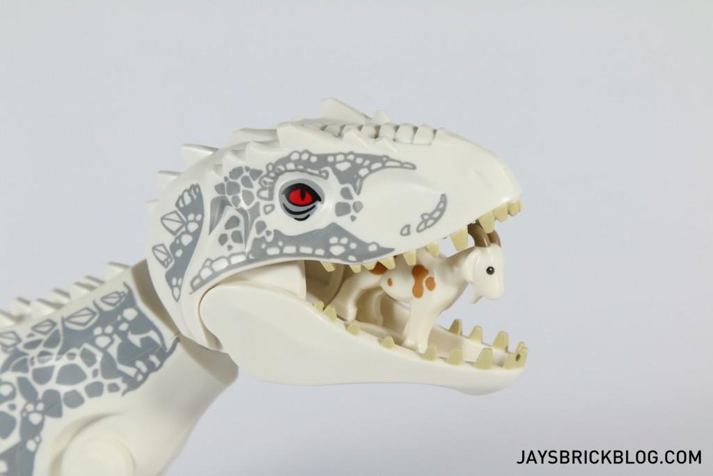 LEGO 75919 Indominus Rex Breakout - I-Rex Chewing Goat